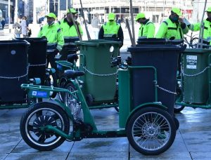 new electric tricycles Zagreb