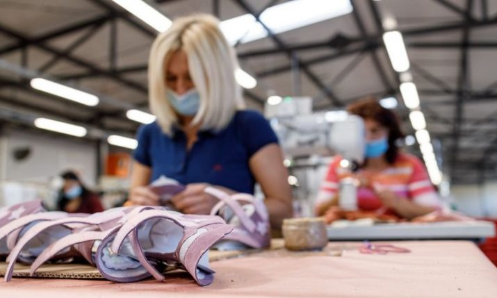 Vukovar shoe company Ricosta Croatia opens new plant, increases employees