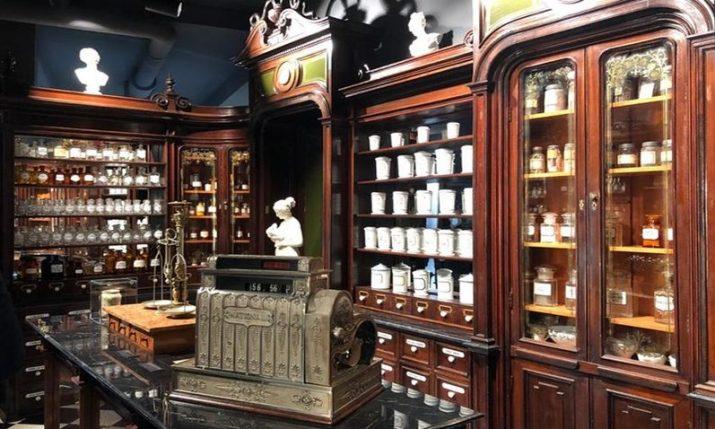 JGL Museum of Pharmacy opens in Rijeka