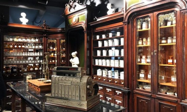 JGL Museum of Pharmacy opens in Rijeka