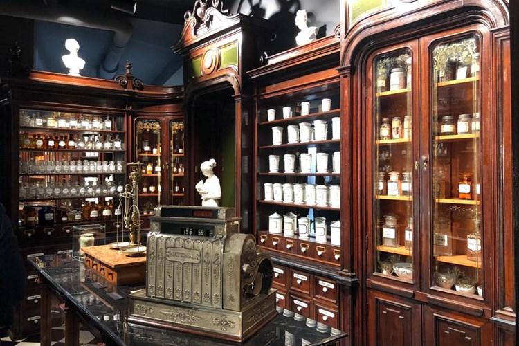 JGL Pharmacy Museum Rijeka