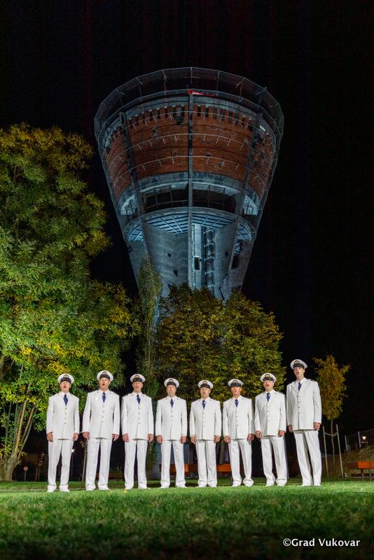Vukovar Water Tower opening