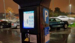 Zagreb free parking