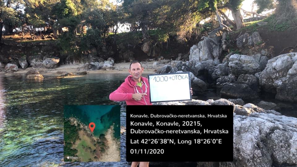 1000 islands croatia