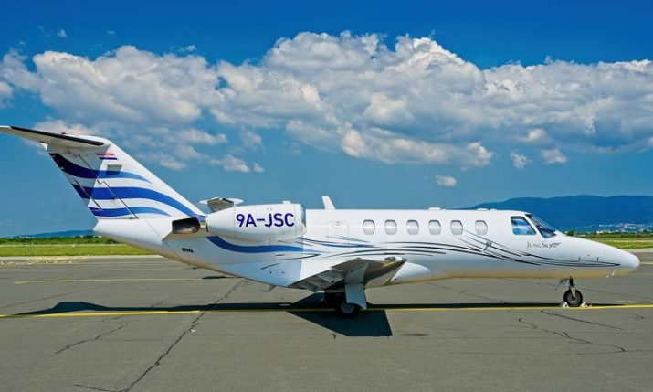 Croatian business airline Jung Sky records most successful quarter yet, expansion plans continue