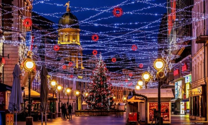 Different Advent in Rijeka this year but still with magical holiday atmosphere