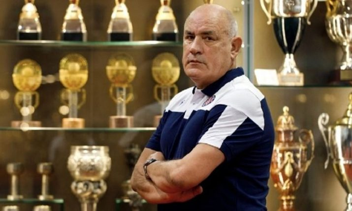 Former Arsenal assistant named new Hajduk Split coach