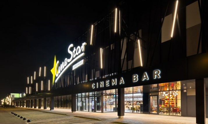 CineStar cinemas open new multiplex in Bosnia and Herzegovina