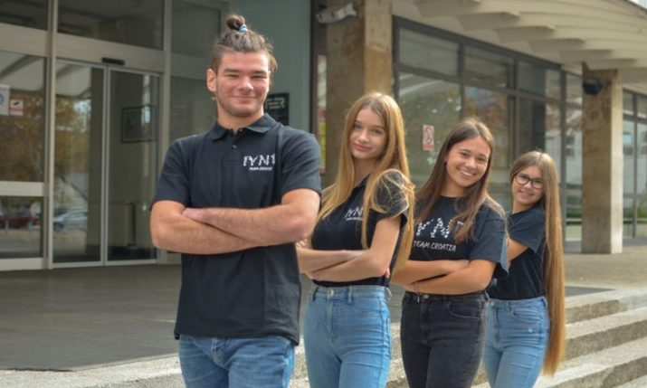 Croatia becomes smallest team in history to win gold at International Young Naturalists' Tournament