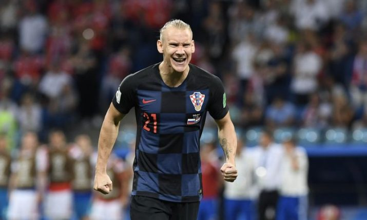 Croatia arrives in Sweden, extra testing after Vida tests positive