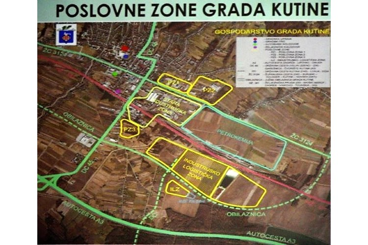 Kutina smart business zone