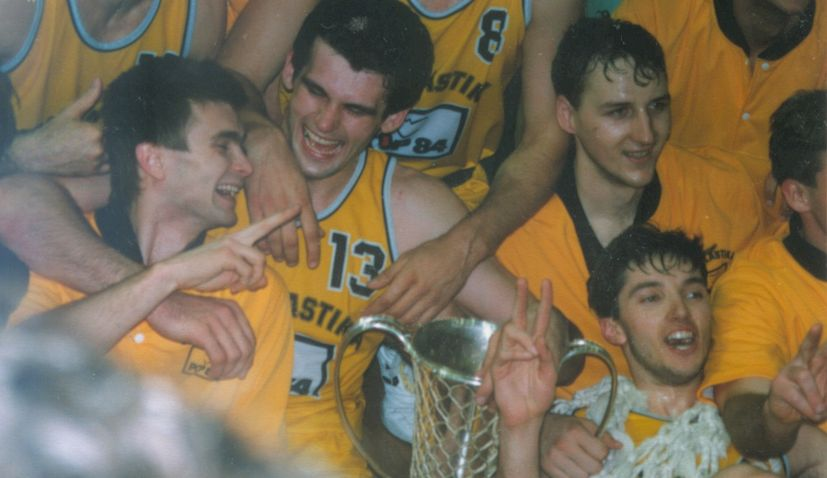 Legendary Split basketball club celebrates 75th anniversary today
