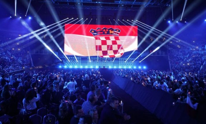 MMA: Croatia v Poland theme at KSW 56