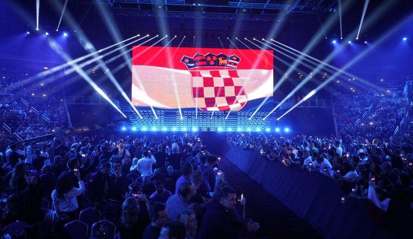 MMA: Croatia v Poland theme at KSW 56