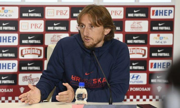Luka Modrić talks Portugal, Maksimir stadium, Ronaldo