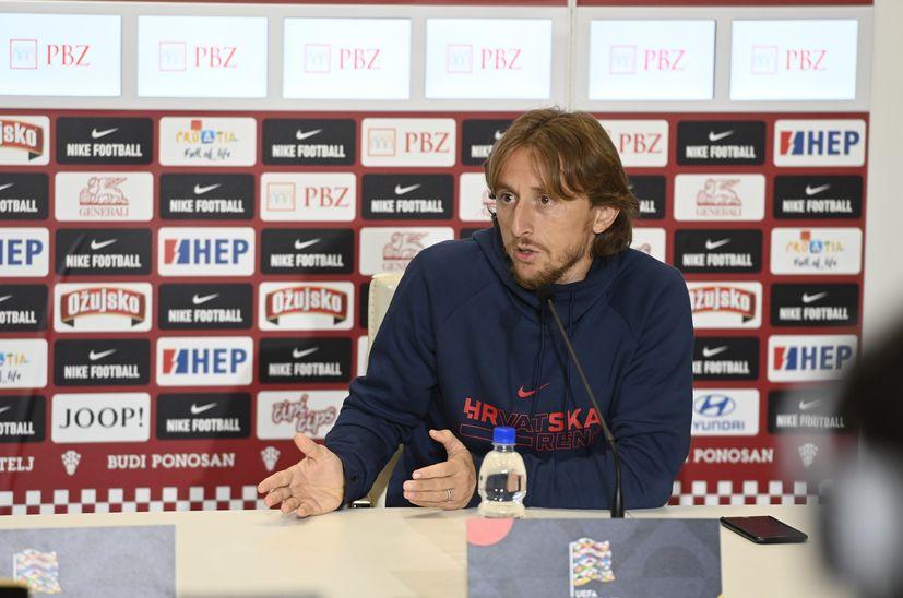 Luka Modric croatia portugal