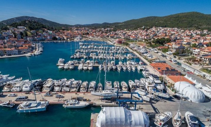 German precision meets Croatian passion at Merk & Merk yachting boutique in Tribunj