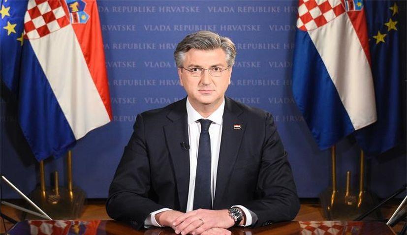 Croatian PM postitive for coronavirus