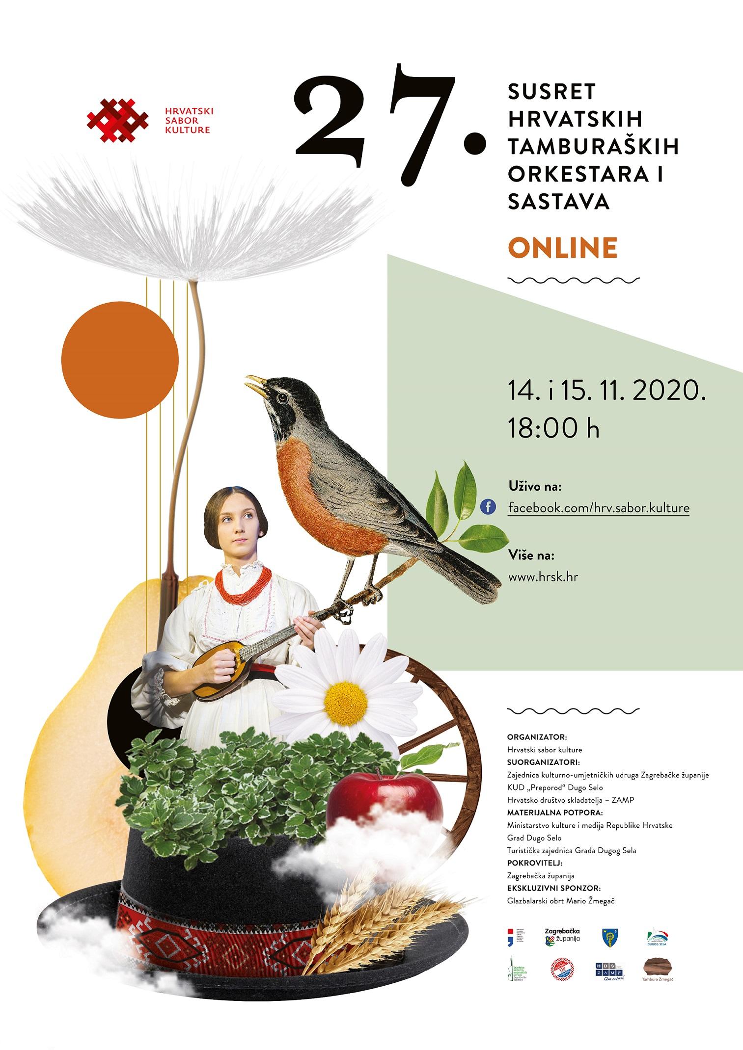 27th Meeting of Croatian Tamburitza Orchestras and Ensembles