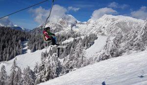 Slovenia Croatia sking resorts