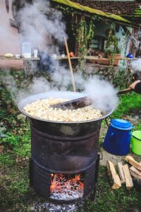 Slavonian slow food