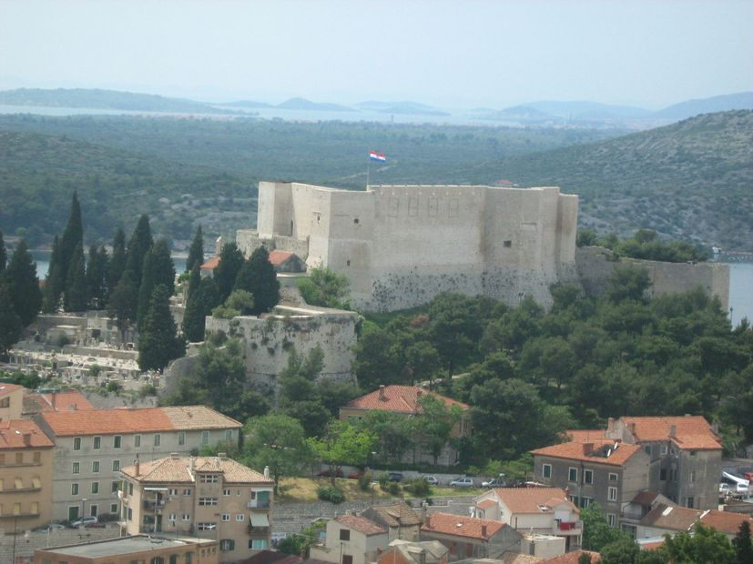 St Michaels Fortress