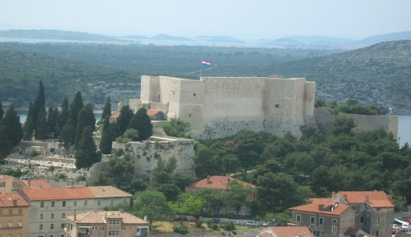 Šibenik's St. Michael's Fortress included in European Cultural Heritage In Action Catalogue Of Good Practices