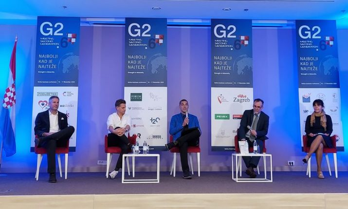 Croatian diaspora: Conference G2.6 brought together business people from more than 20 countries