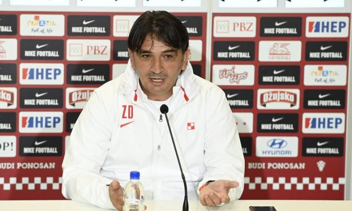 Zlatko Dalić: 'We will be the pride of the Croatian people again'