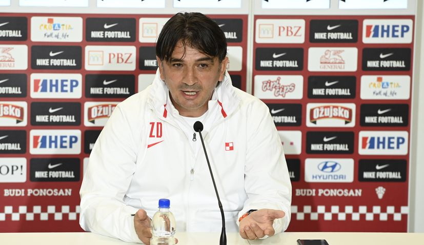Zlatko Dalić: 'We will be the pride of the Croatian people again'
