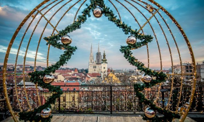 Croatian officials issue Christmas messages