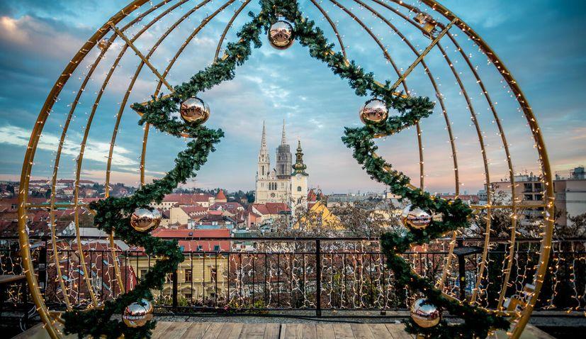 Advent in Zagreb – Feel the Light – starts on 28 November