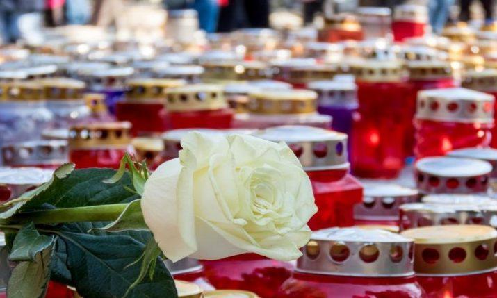 Vukovar residents remember dearest ones on All Saints' Day