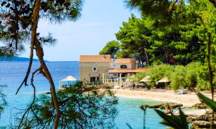 Brač island to be connected to Germany with direct flightsfor first time