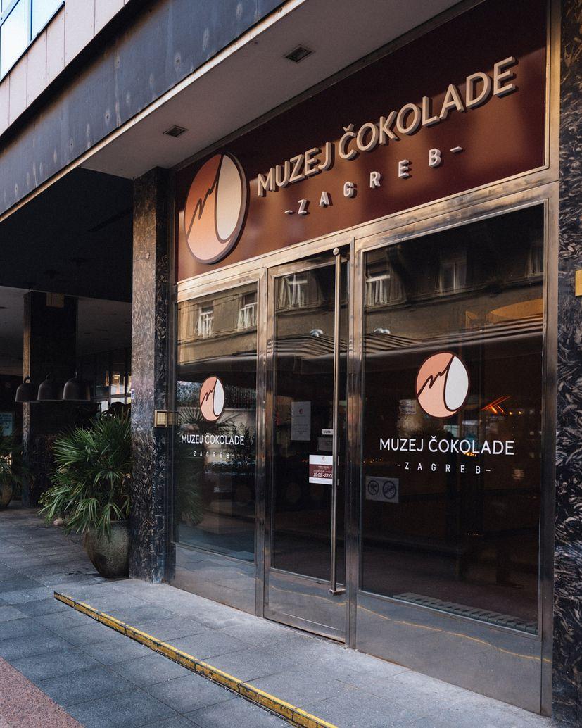 Chocolate Museum Zagreb