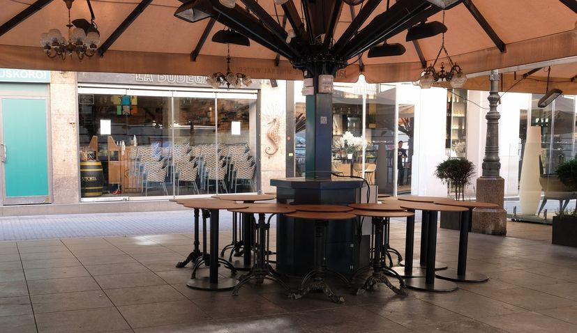 Croatia: Cafes, restaurants, gyms to be closed, no wedding parties in following weeks