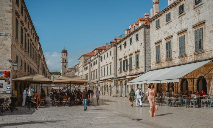 Croatia reports 54% fall in tourist nights in Jan-Sept 2020