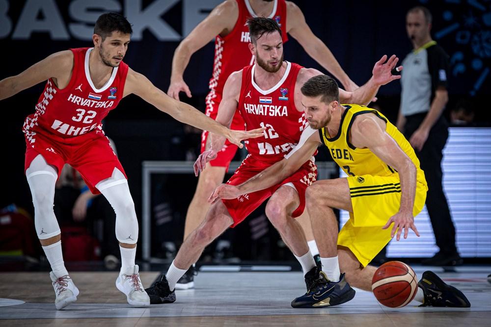 Chorwacja Eurobasket 2022