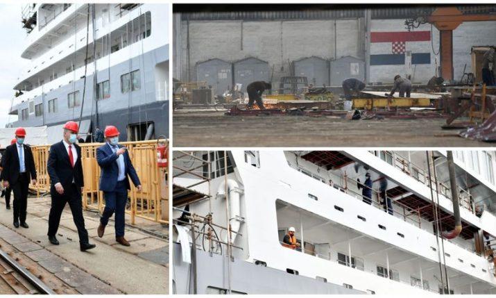 Brodosplit's patrol vessel could be exported