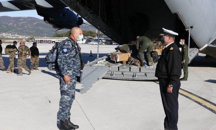 4th Croatian AVPD team returns from Operation Atalanta