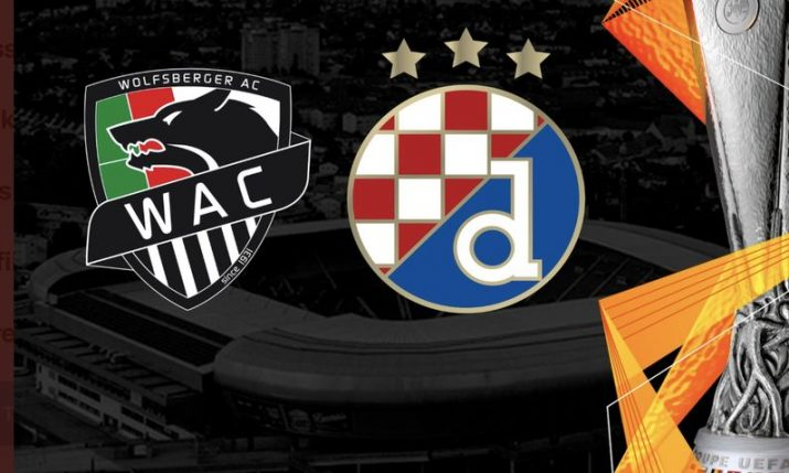 UEFA Europa League: Dinamo Zagreb stay unbeaten to top Group K