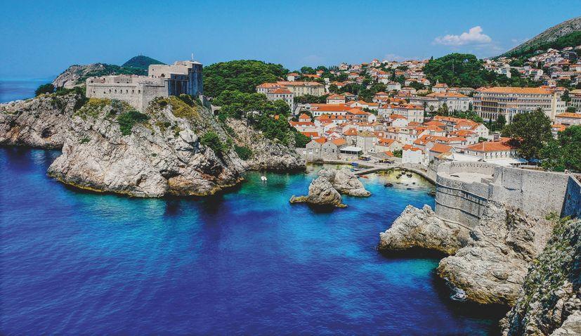 Danish-Norwegian author writing her latest Croatia-inspired novel