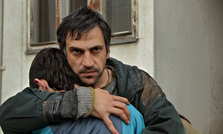Goran Bogdan first Croatian to be nominated for Best European Actor Award