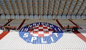 Hajduk Split camp trogir