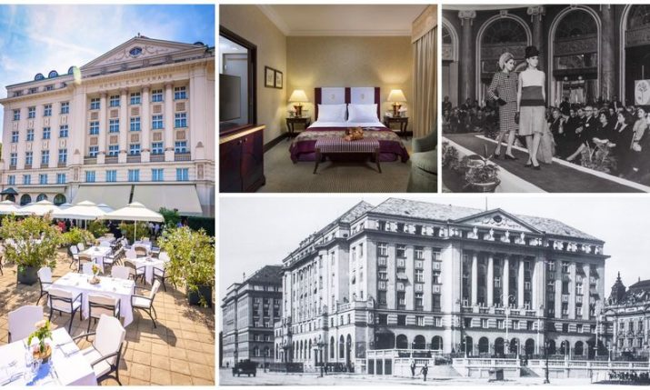 Hotel Esplanade in Zagreb: 95 years of elegance and sophistication