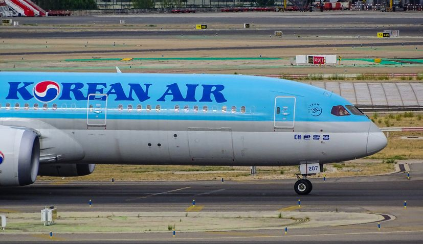 Korean Air Seoul Zagreb