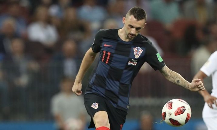 Marcelo Brozović tests positive and will miss Croatia's Nations League matches