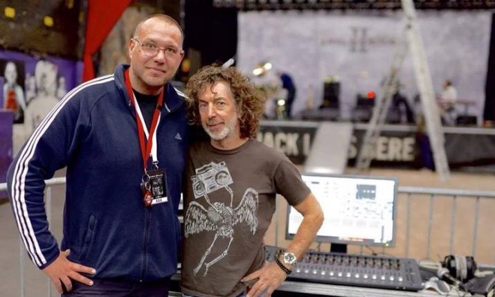 Meet the Croatian-Australian sound engineer working with the best