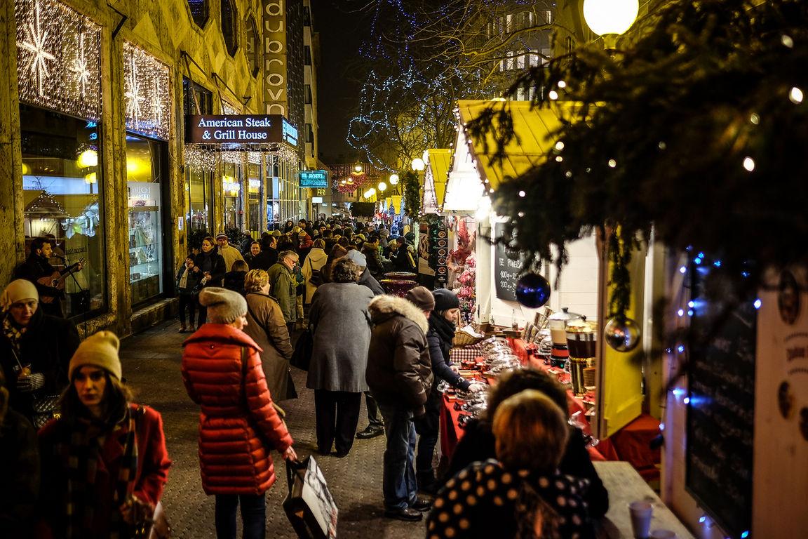 Zagreb Christmas Markets