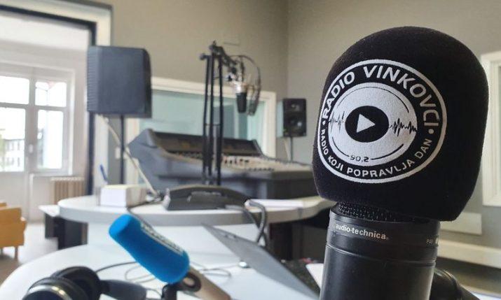 Radio Vinkovci: One of Croatia's oldest existing radio stations celebrates 62nd birthday